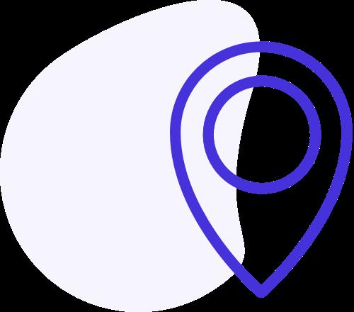 Contato Location Icon