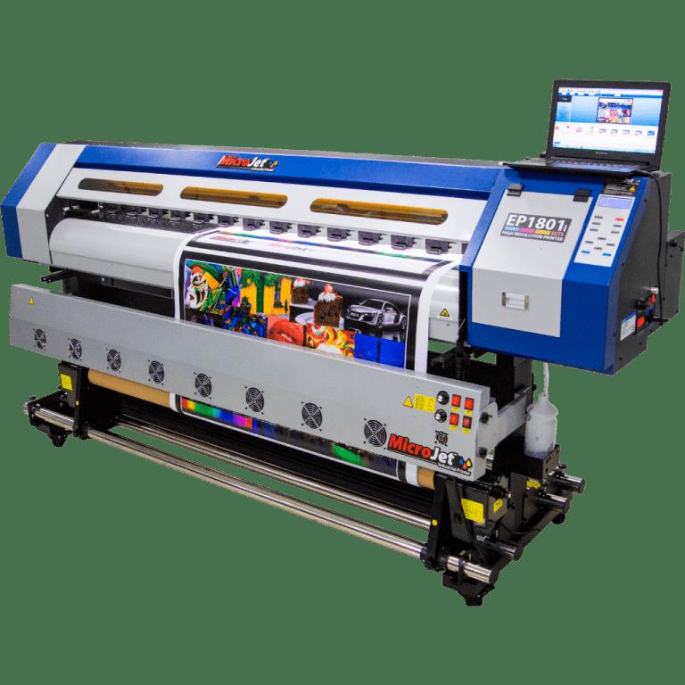 Máquina de impressão gráfica
